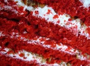 Creme Cheese Red Velvet Cake Recipe