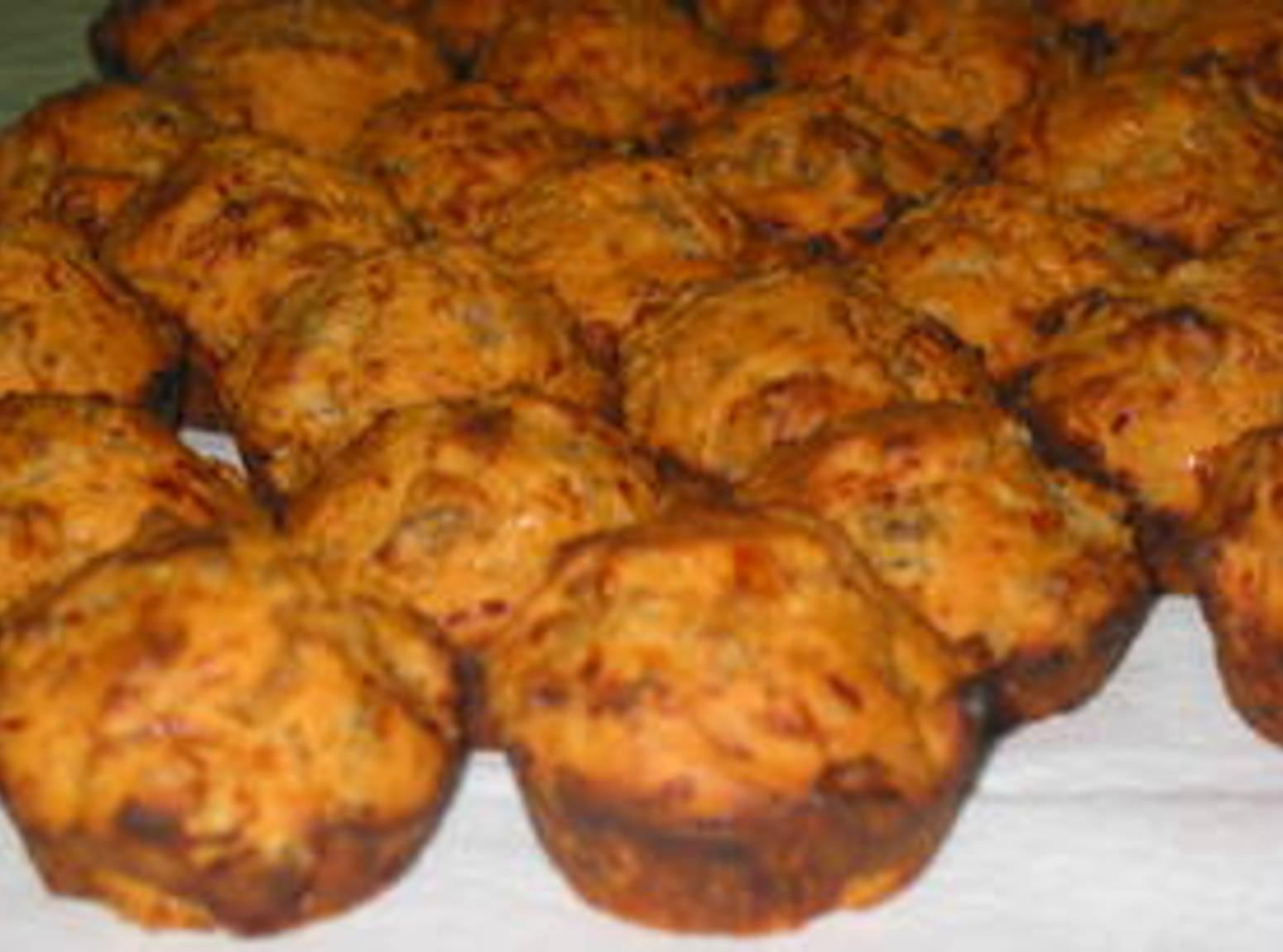 Cheeseburger Mini Muffins Recipe   Just A Pinch Recipes