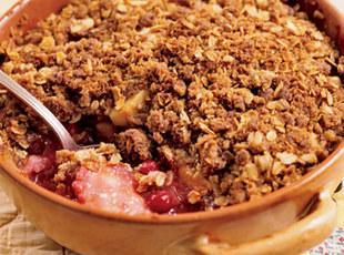 Cranberry Apple Bake Recipe