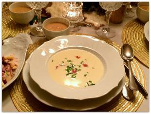 Cream of Brie Soup (TNT) Recipe