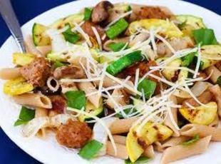 Italian Pasta Toss Recipe