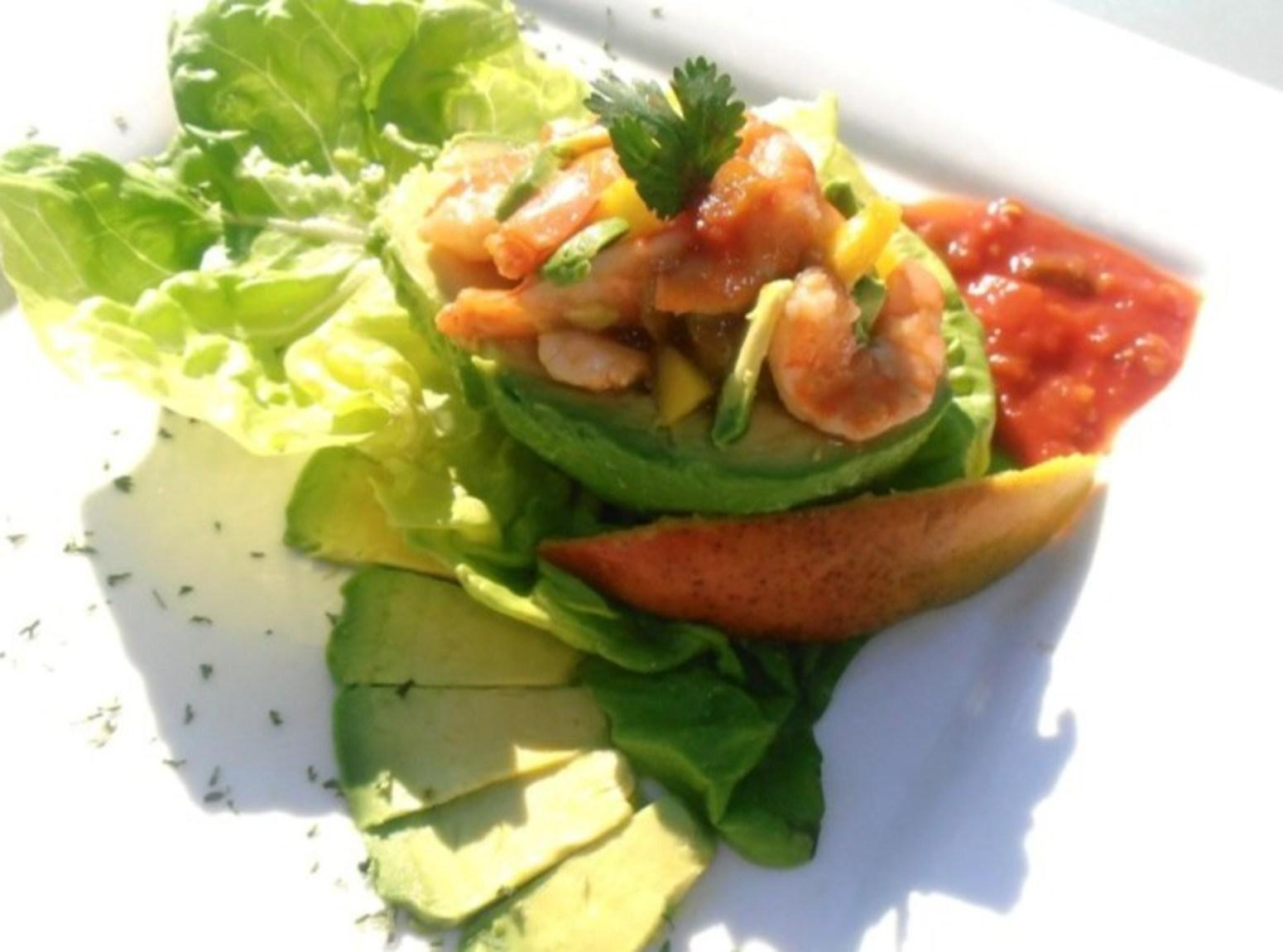 Acapulco Avocado Salad Recipe