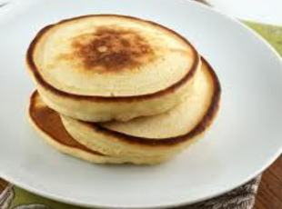 Cake Mix Pancakes or Waffles Recipe