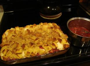 Boulderberry Baked French Toast Recipe