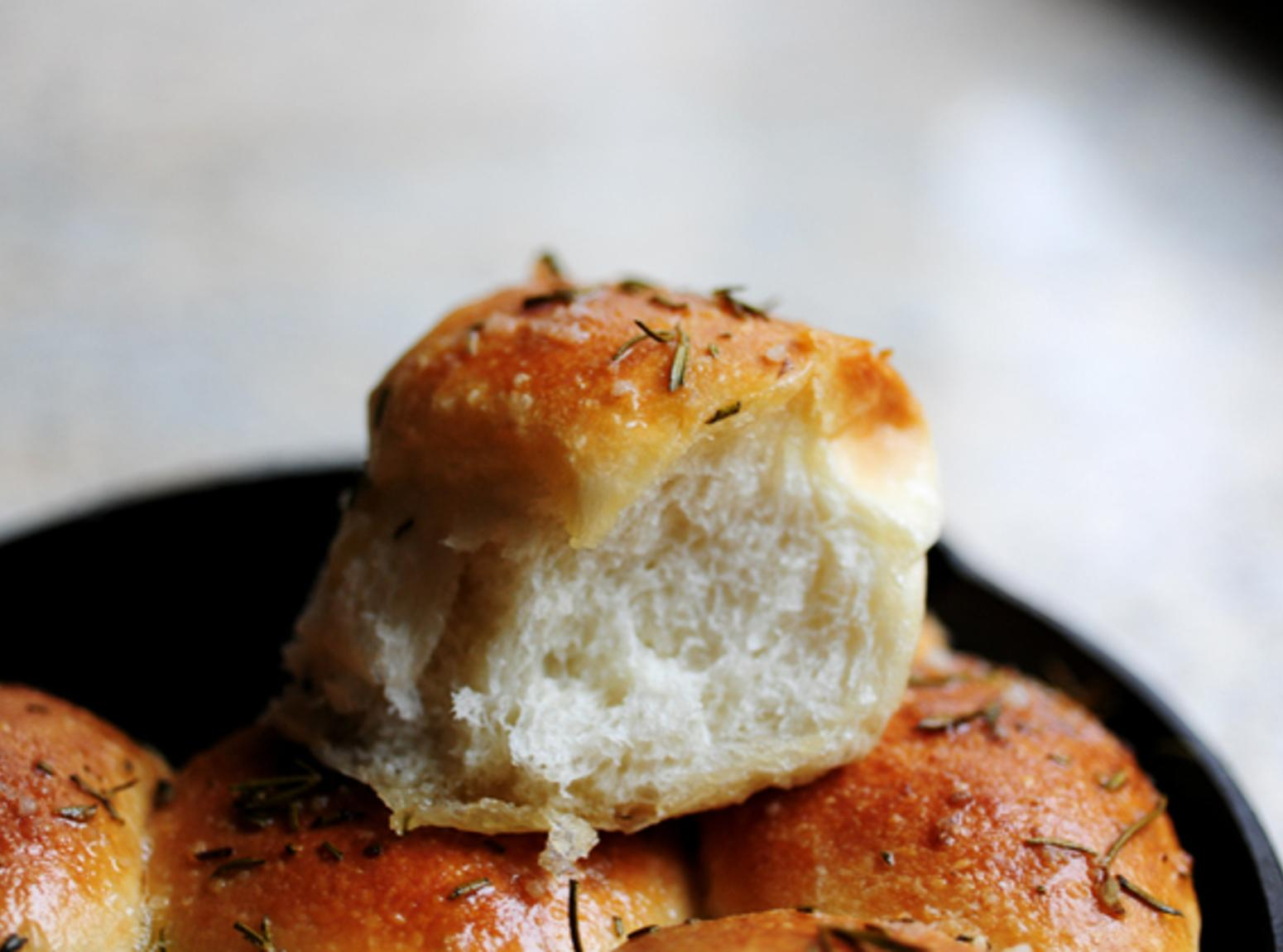 Best Ever Soft Dinner Rolls Recipe