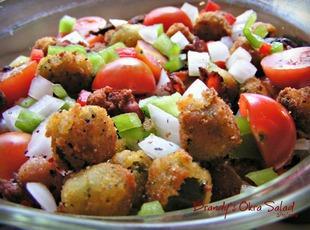 Brandy's Okra Salad Recipe