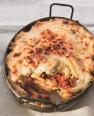 Moroccan-Spiced Pastitsio with Lamb and Feta Recipe | Epicurious.com