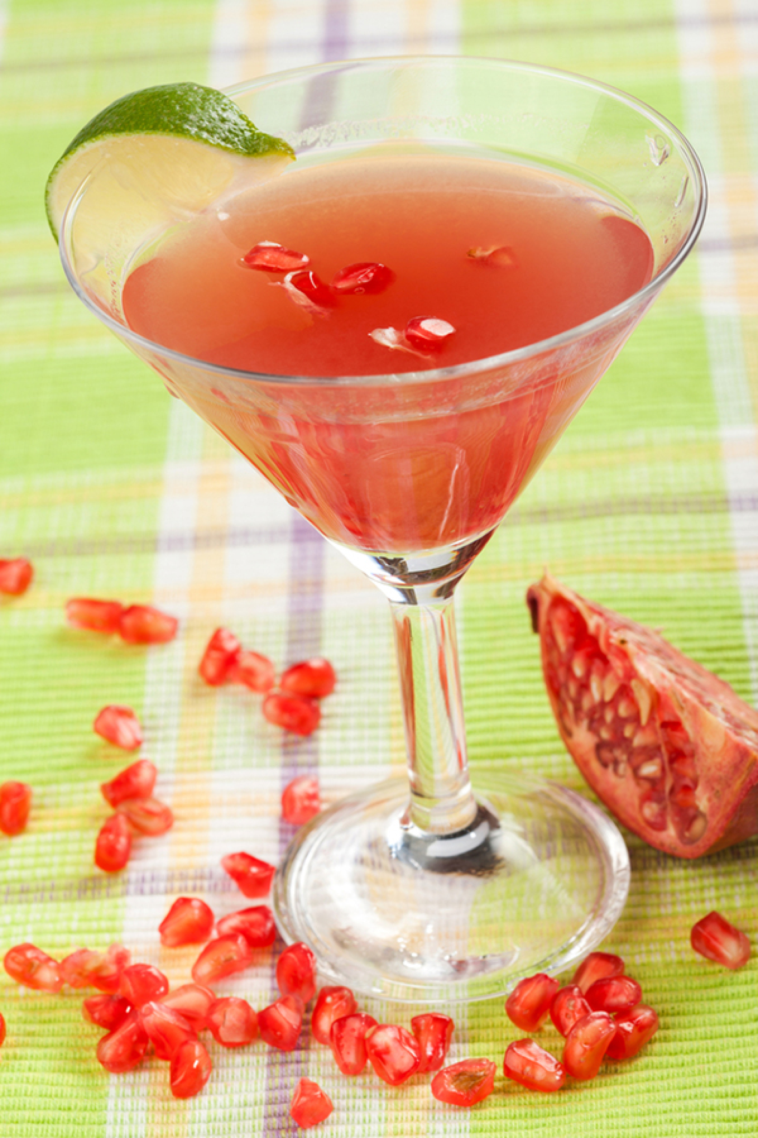 Pomegranate Champagne Punch Recipe 3 | Just A Pinch Recipes