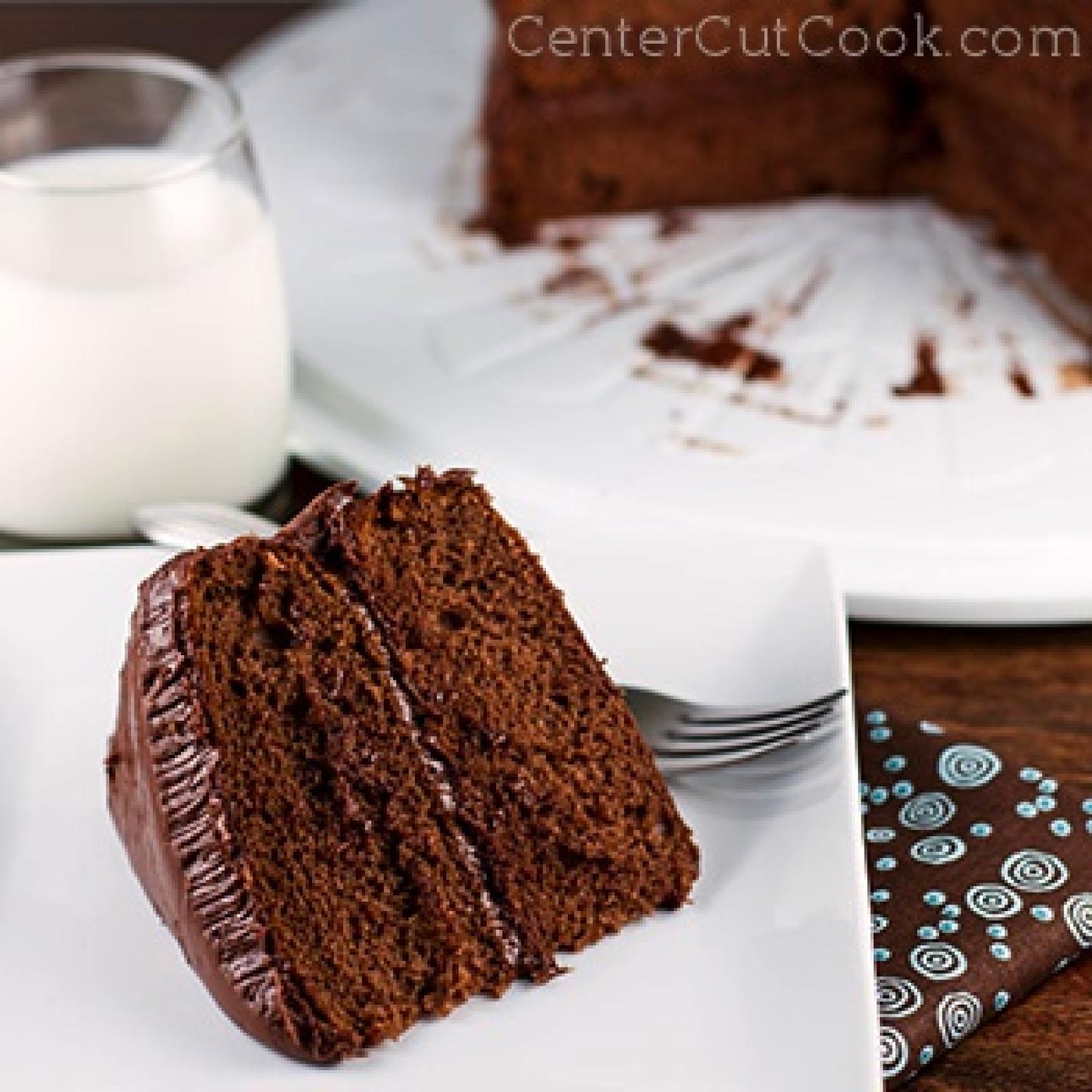 Portillos Chocolate Cake Shake Recipe