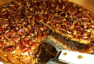 BEST PECAN PIE Recipe