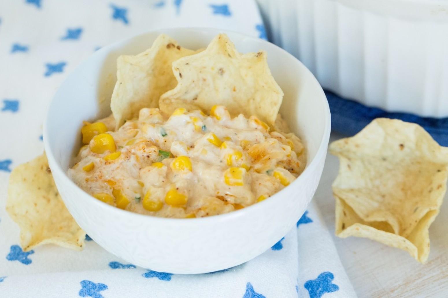 Hot Jalapeño Corn Dip Recipe 2 | Just A Pinch Recipes