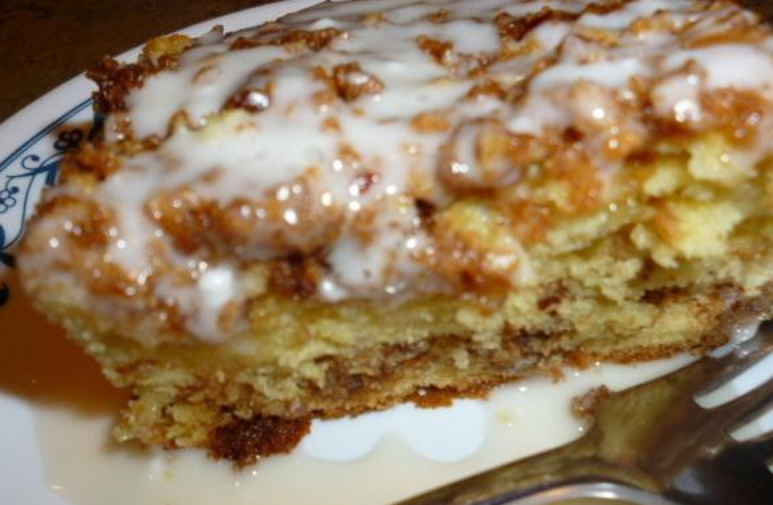 GRAHAM STREUSEL COFFEE CAKE Recipe | Just A Pinch Recipes
