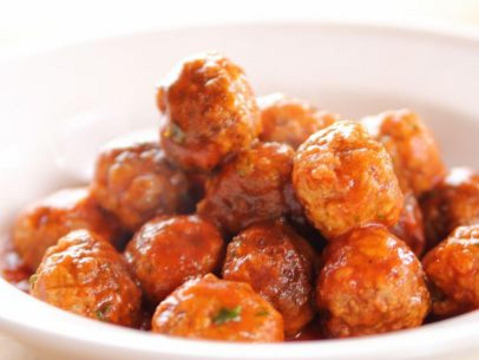 Spicy Italian Meatballs Recipe 2 | Just A Pinch Recipes