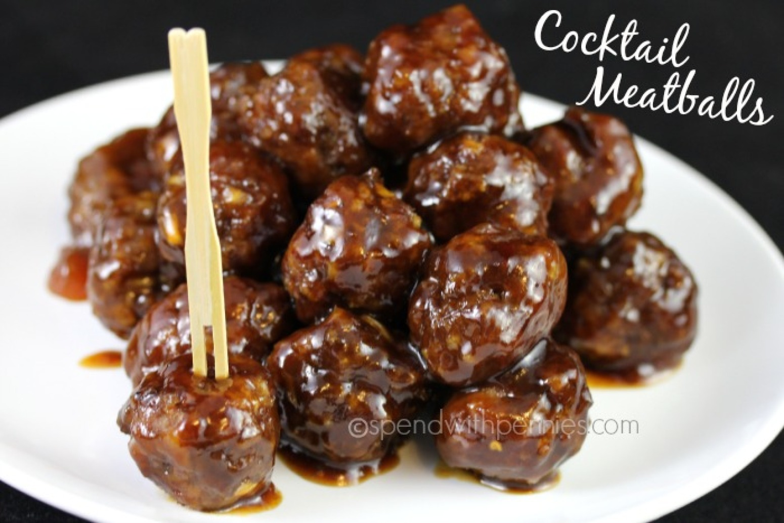 Amazing Cocktail Meatballs! (These are always a hit!) Recipe 6 | Just ...