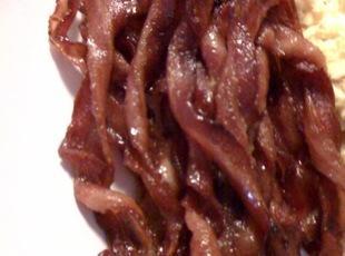 Holiday Bacon Recipe