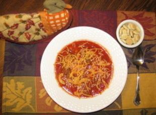 Mom's Southern Chili Recipe