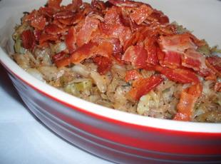 Spicy Cajun Cabbage Recipe