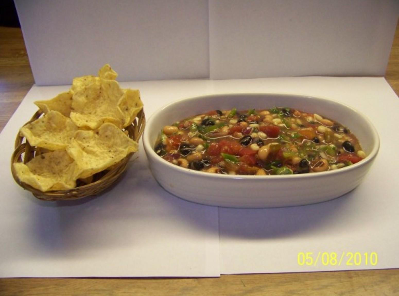 Redneck Caviar Recipe