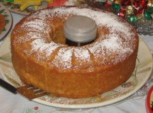 FRIENDSHIP CAKE - 30 Day Cake Recipe