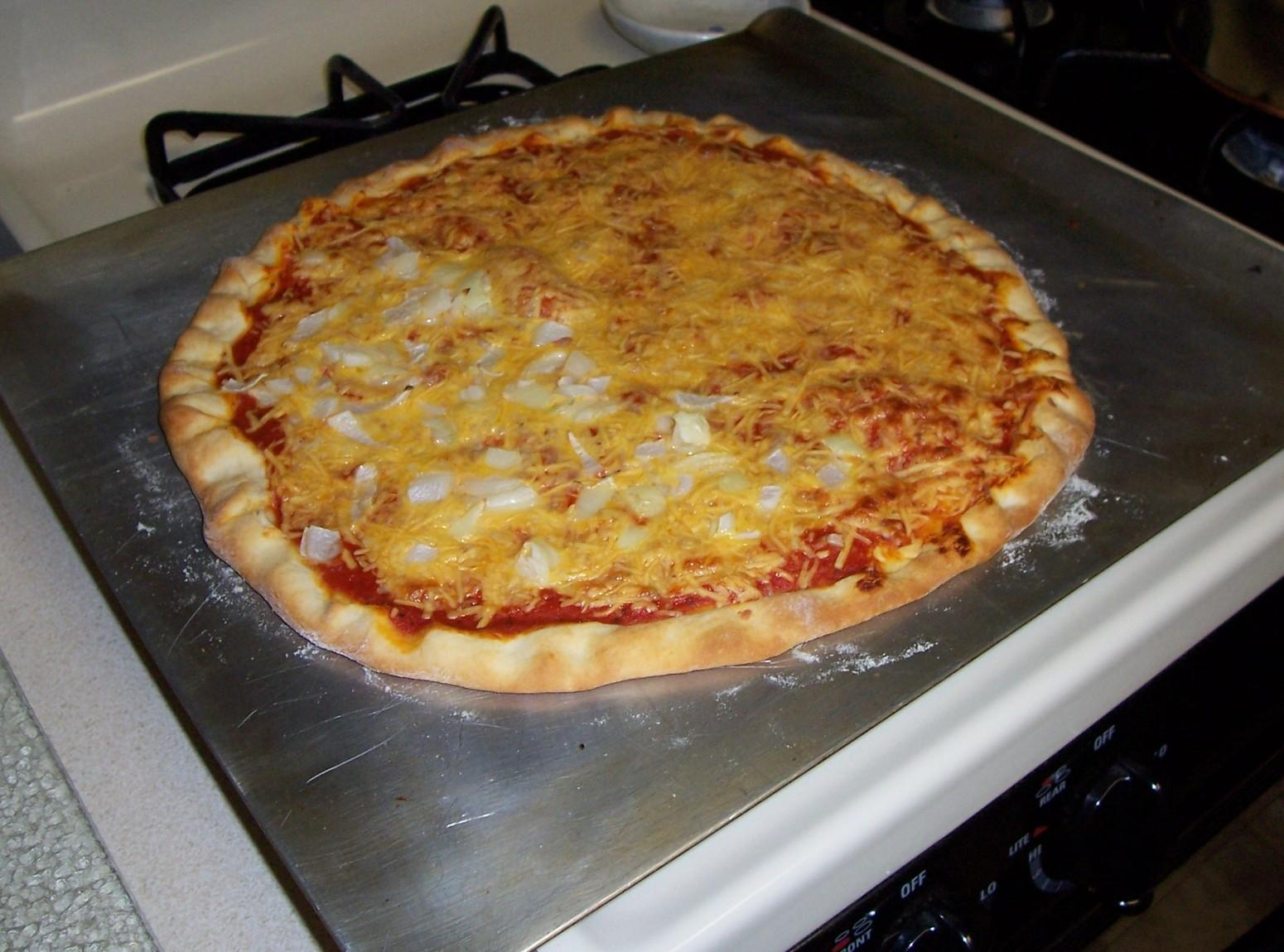 Easy Bisquick Pizza Crust Recipe
