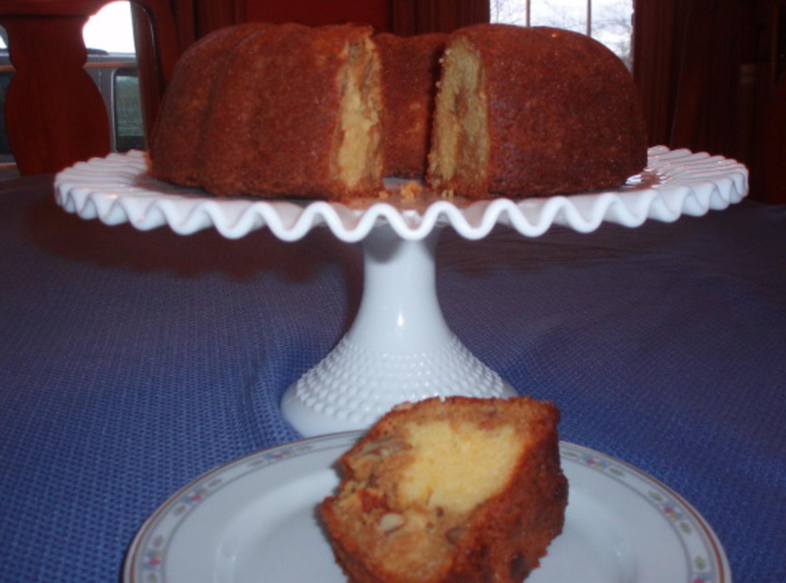 Kahlua Cake Recipe