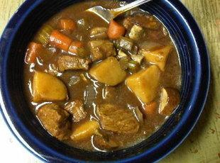 Stick-to-your-ribs Beef Stew - A comfort Food Recipe