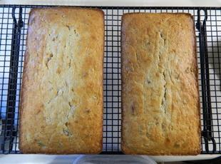 Southern Banana Bread Recipe
