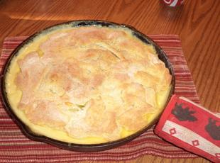 Shirley's chicken pot pie Recipe