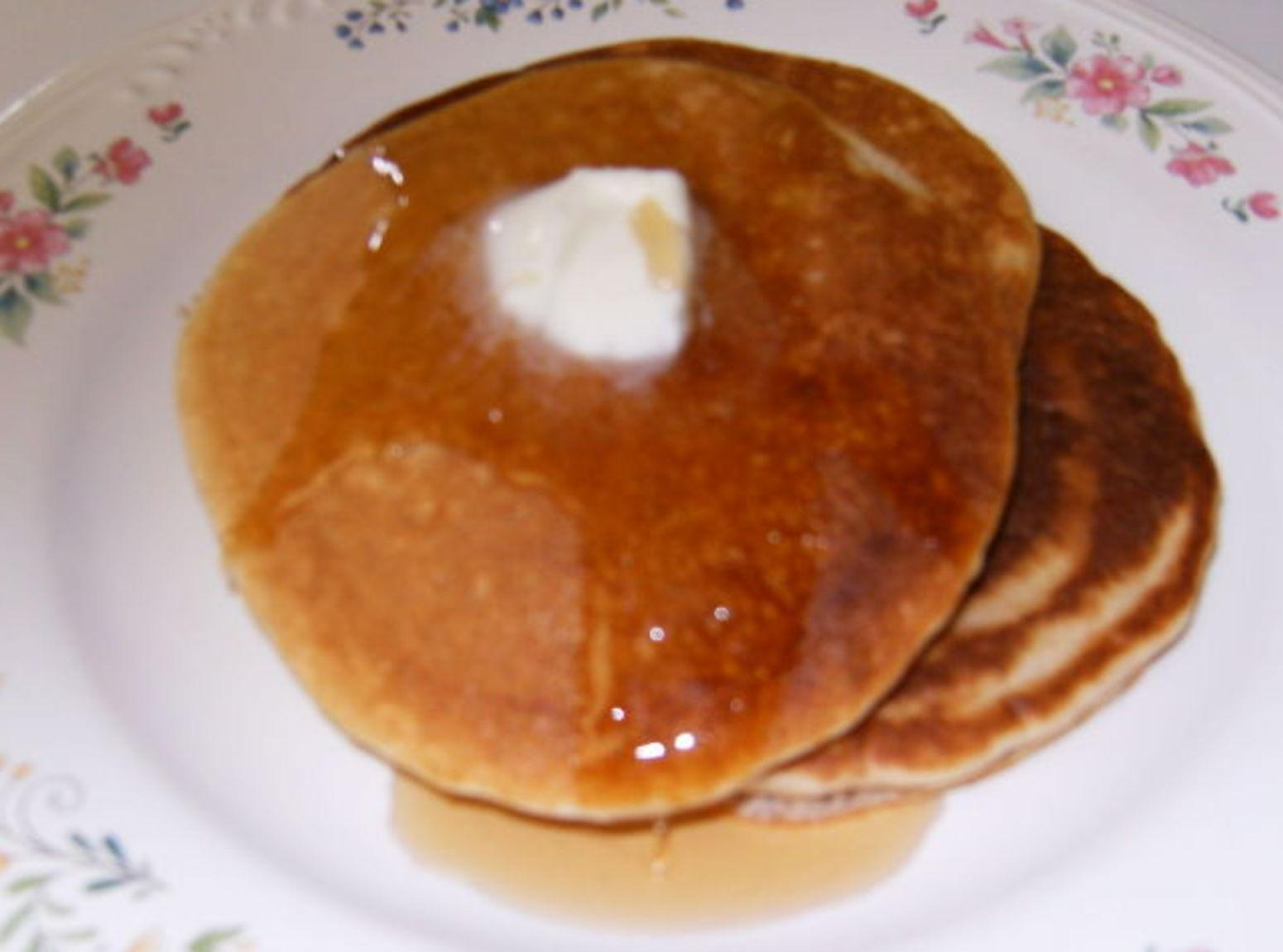 Ultimate Pancakes using Bisquick Recipe