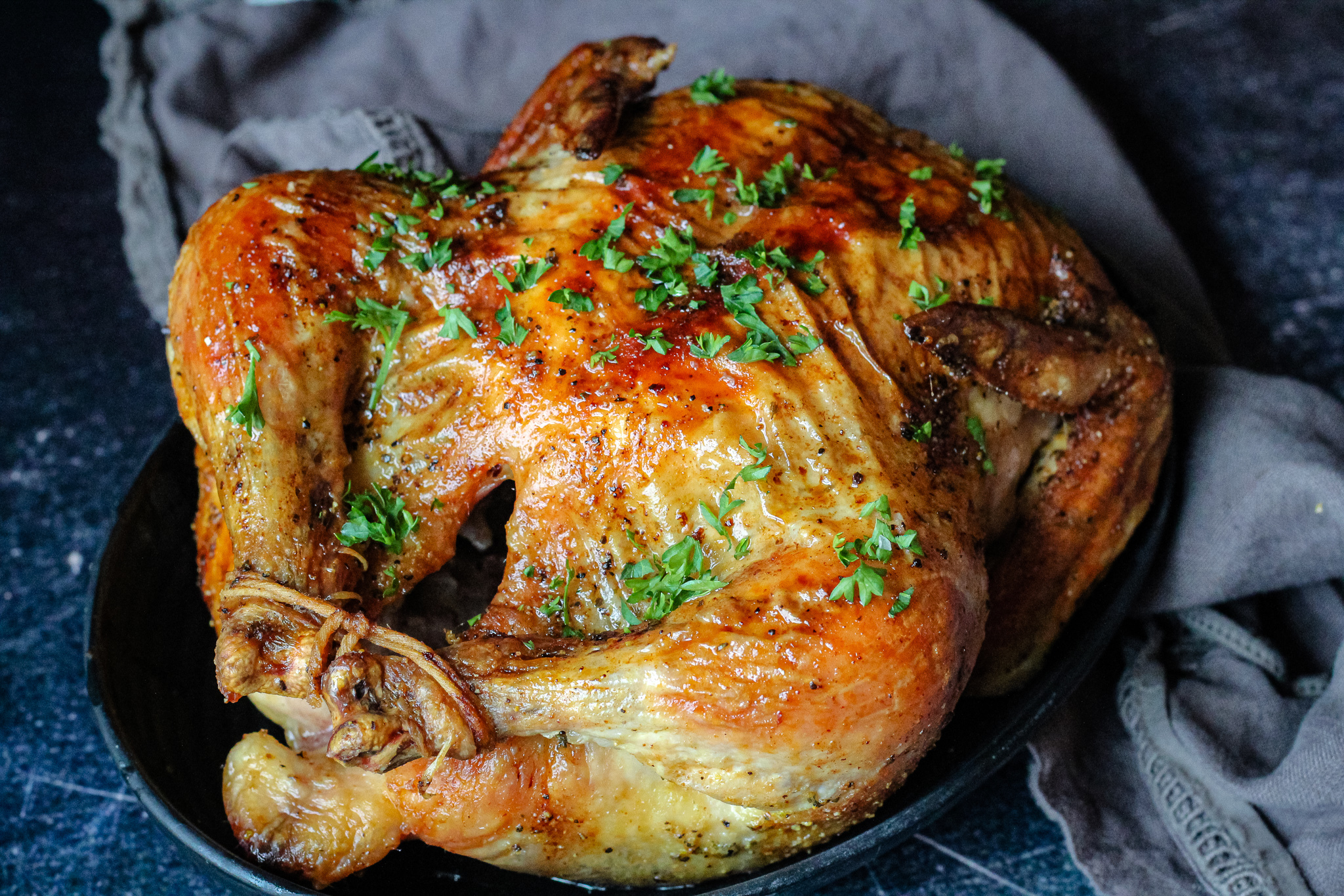 How To Roast The Perfect Whole Chicken Recipe
