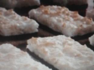 Chocolate Macaroon Bars Recipe