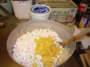 Easy 4 Cup Ambrosia Salad By Freda Recipe