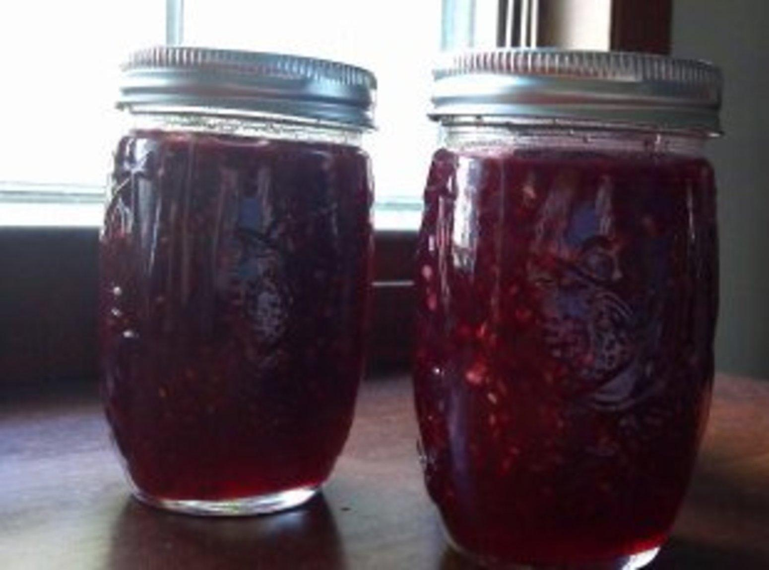 Jalapeno Raspberry Jelly Recipe