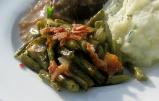 Company Style Green Beans Recipe