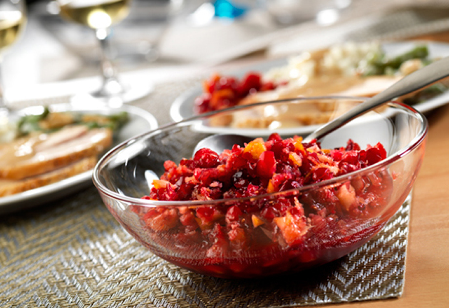 Campbell's Classic Cranberry-Orange Relish Recipe | Just A ...