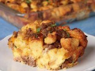Tracy Sander's Breakfast Casserole