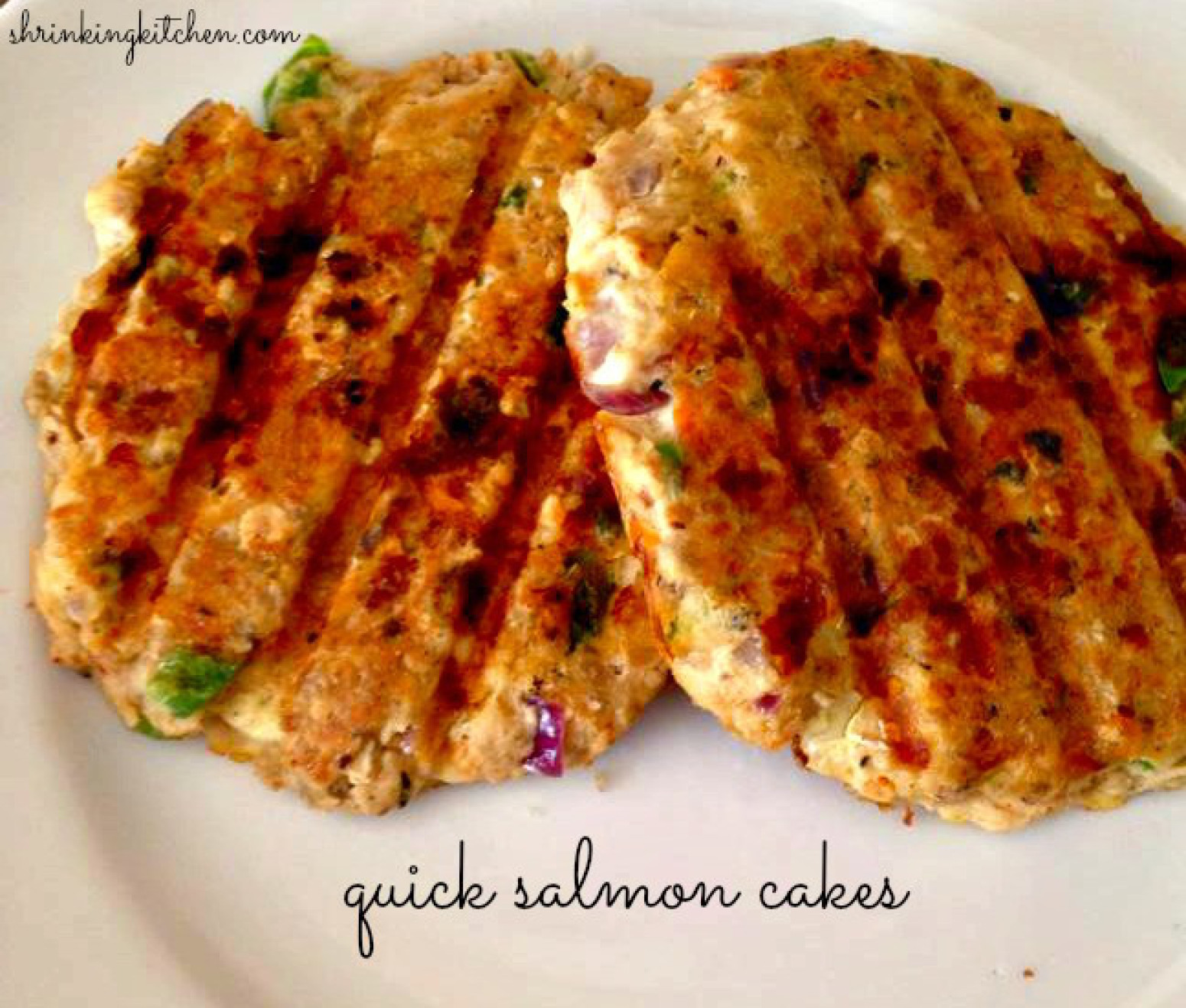 Easy Salmon Cake Recipe: Easy Salmon Cakes Recipe 4