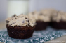 Brownie Cupcakes with Chocolate Chip Cookie Dough Frosting Recipe