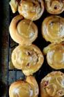 Bacon Breakfast Rolls with Maple Glaze Recipe