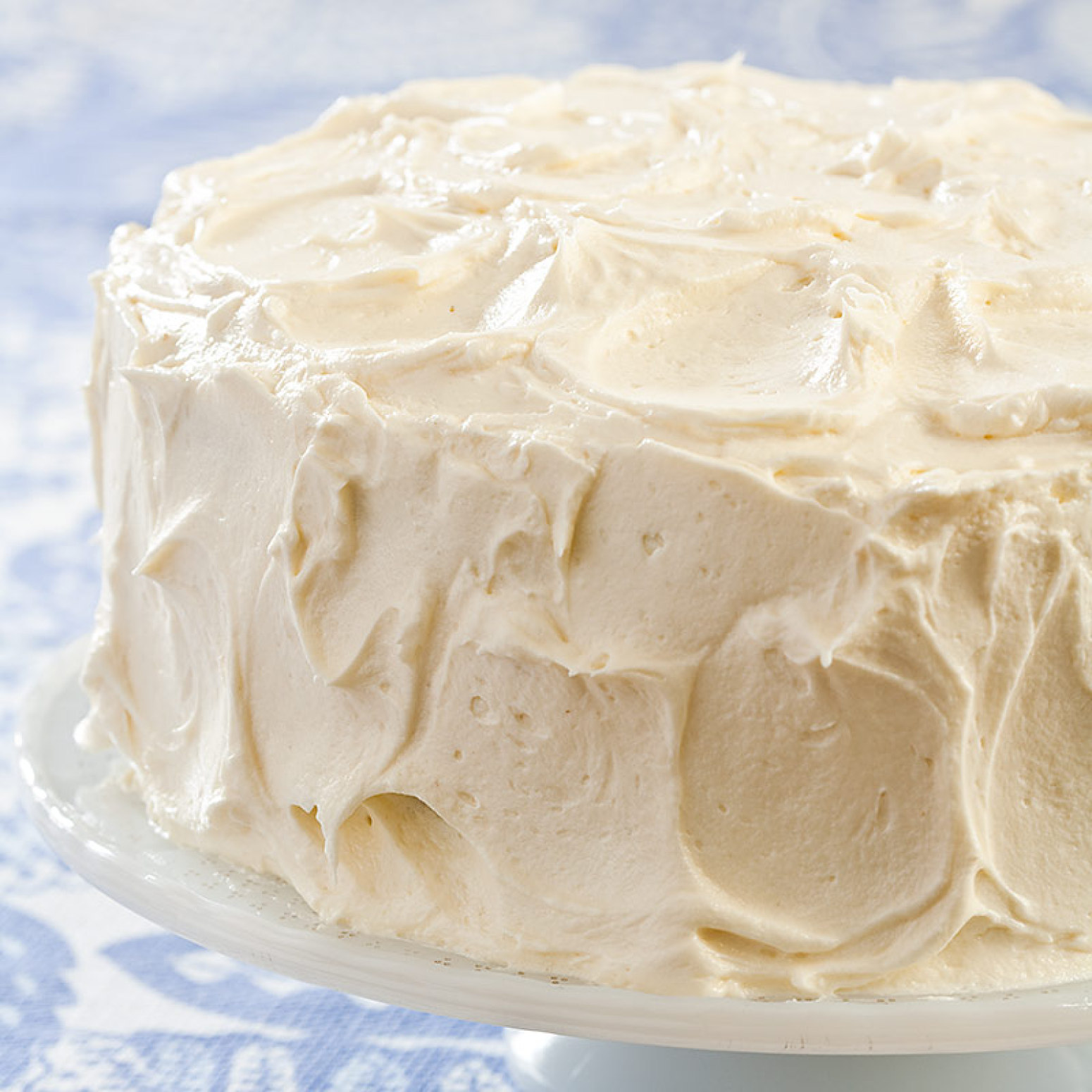 old fashioned boiled icing