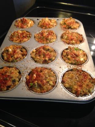 Left-over Stuffing? Turn it into Clam Cakes! Recipe