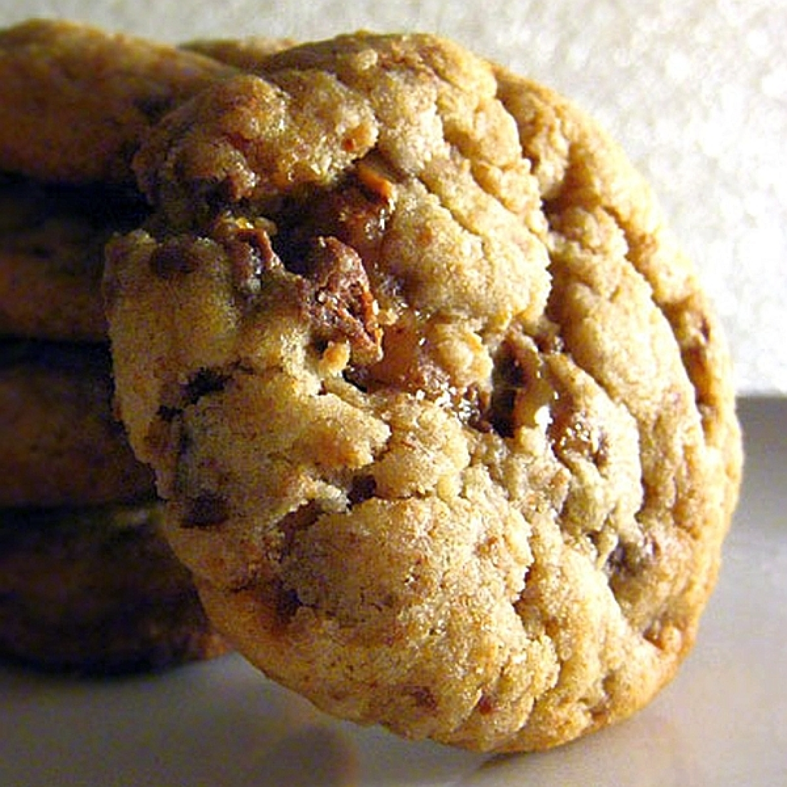 Heath Bar Cookies Recipe 4 | Just A Pinch Recipes