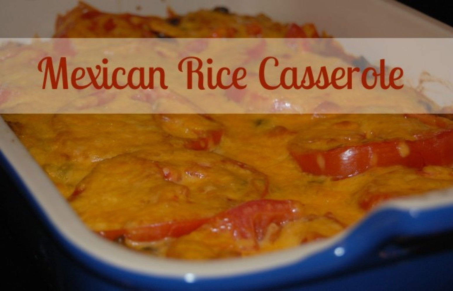 Mexican Rice Casserole Recipe 6 | Just A Pinch Recipes