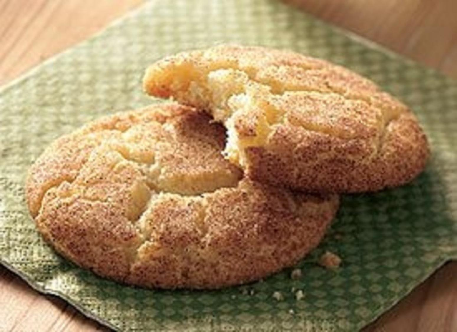 Snickerdoodle Cookies with Betty Crocker cake mix...B.C. Recipe