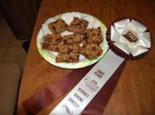 Hershey's Homemade Chewy Granola Bars