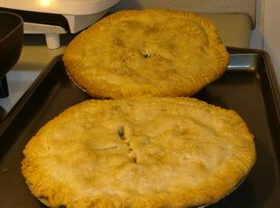 French Canadian 'Tortiere Pie' (Pork Pie) Recipe
