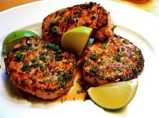 Grilled Vietnamese Style Pork Chops Recipe
