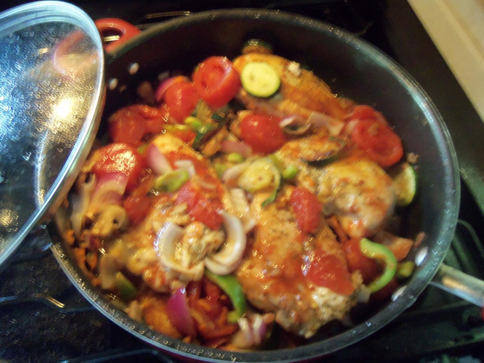 Augie's Chicken Italiano Recipe