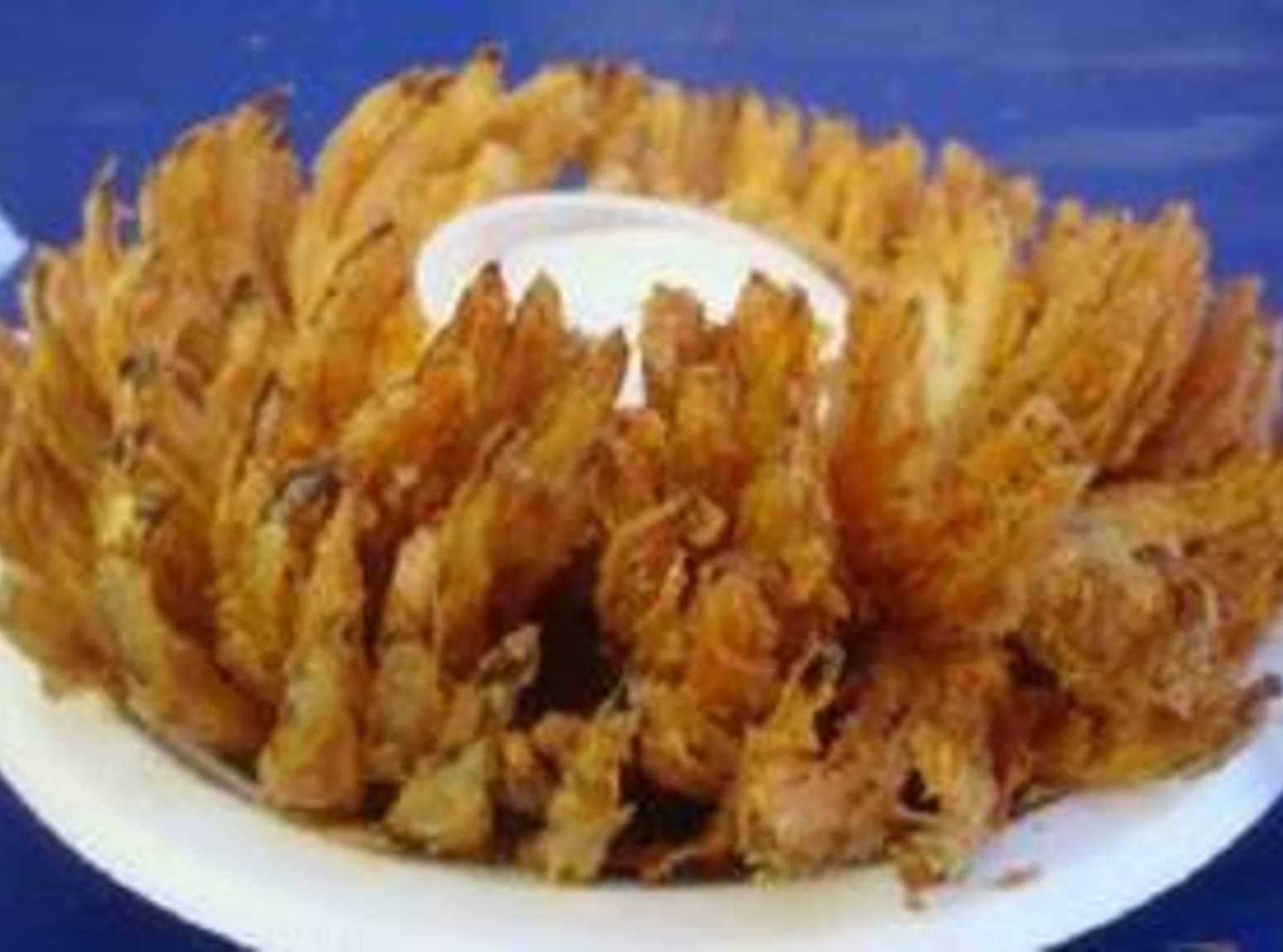 Baked Onion Blossom Recipe