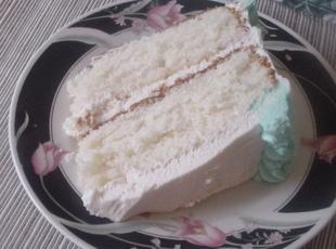 Super Moist White Cake Recipe